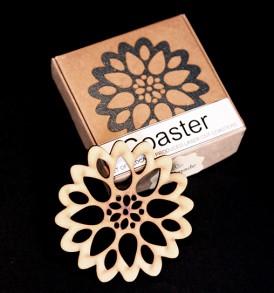 FlowerCoaserBox
