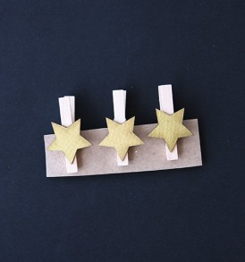 Magnetic Star Pegs