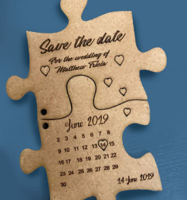 SaveTheDatePuzzle