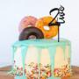 2nd Birthday Cake Topper