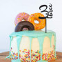 3rd Birthday Cake Topper