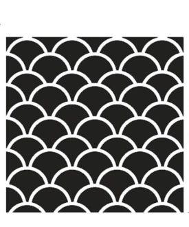 geometric stencil