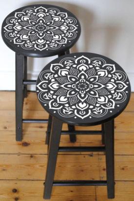 mandala stencil online